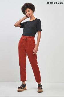 Whistles Leanora Linen Trouser