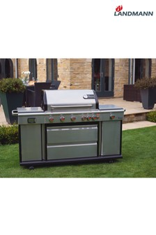 Triton 61 PTS Stainless Steel Gas BBQ by Landmann®
