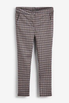 Check Trousers (3-16yrs)
