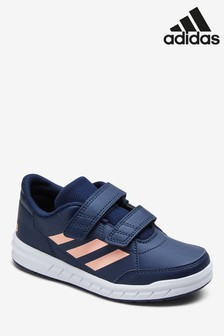 adidas Navy/Pink AltaSport Junior/Youth Trainers