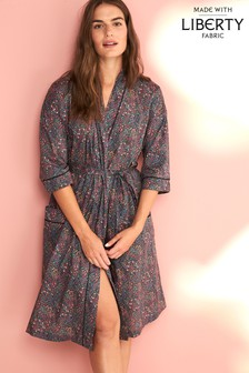 a79467cd0107 Premium Kimono Wrap Made With Liberty Fabric
