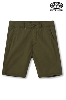 Animal Green Shoreline Walk Shorts