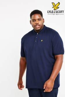 Lyle & Scott Plus Size Polo