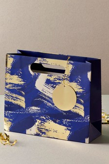 Brush Stroke Gift Bag