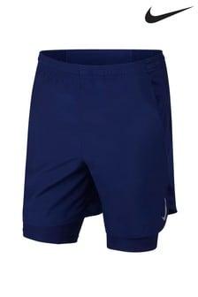 "Nike Challenger 2-In-1 7"" Running Shorts"