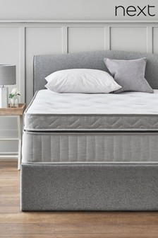 Collection Luxe Hybrid 4000 Pocket And Memory Foam Medium Mattress