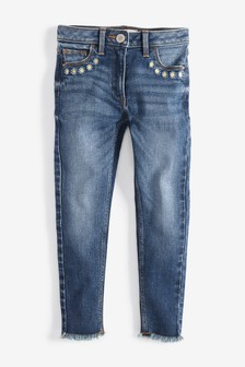 Daisy Pocket Jeans (3-16yrs)