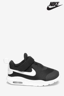 Nike Black/White Air Max Oketo Infant Trainers
