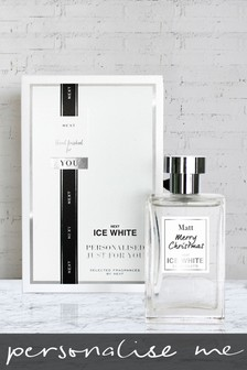 Personalised Ice White 100ml Eau De Parfum