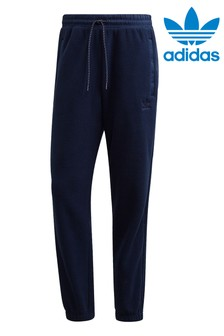 adidas Originals Navy Polar Fleece Joggers