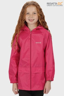 Regatta Pink Waterproof Stormbreak Jacket