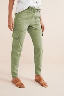 16f2ea8c6a Ladies Trousers   Cigarette, Capri & Cargo Pants for Women   Next ...