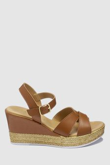 1c0f614a7cc Wedges | Espadrille & Leather Wedges | Next UK