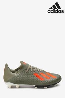 adidas Khaki Legacy X Firm Ground Football Boots