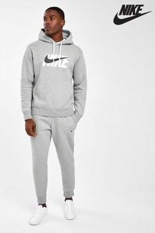 Flaušová tepláková súprava s logom Nike