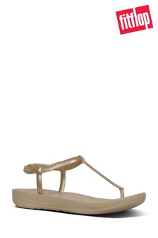 FitFlop™ Gold Bella IQushion™ Sandal
