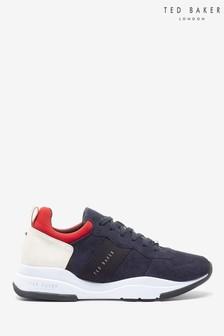 Ted Baker Navy Trainers