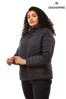 Craghoppers Black Complite Hooded Jacket
