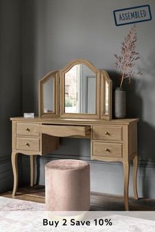 Madeline Storage Dressing Table