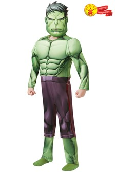 Rubies Avengers Assemble Hulk Fancy Dress Costume