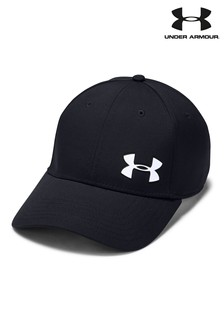 Under Armour Black Golf Cap