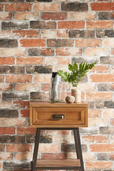 Paste The Paper Tonal Bricks Wallpaper