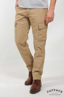 FatFace Stone Ripstop Cargo Trouser