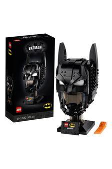 LEGO 76182 DC Batman: Batman Cowl Mask Adult Building Set