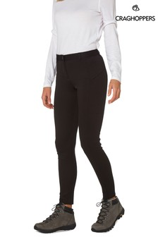 Craghoppers Black Kiwi Pro Trekking Leggings