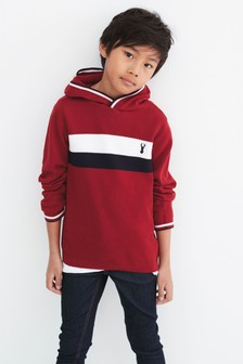 Colourblock Knitted Hoody (3-16yrs)