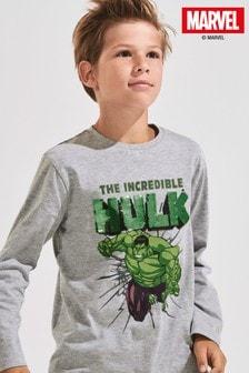 Hulk Sequin Change T-Shirt (3-14yrs)
