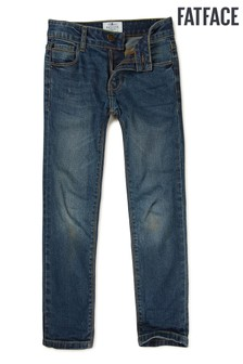 FatFace Denim Dark Wash Slim Jean