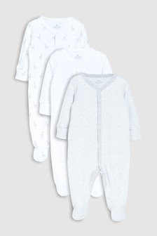 9cb558040 Newborn Girl Sleepsuits