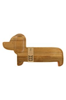 Orla Kiely Dachshund Serving Board