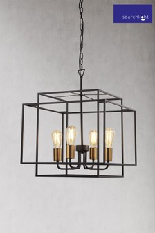 Pacey 4 Light Pendant by Searchlight