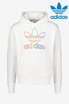 adidas Originals White Pride Hoody