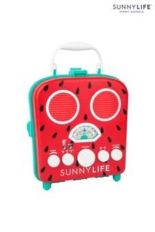 Sunnylife Beach Sounds Watermelon Speaker