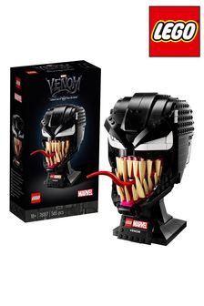 LEGO 76187 Marvel Spider-Man Venom Mask Adult Set