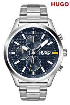 HUGO Chase Stainless Steel Bracelet Watch