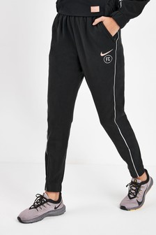 Nike FC Black/Rose Gold Joggers