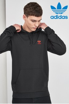 Czarna bluza z kapturem adidas Originals V Day