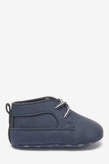 Pram Desert Boots (0-24mths)