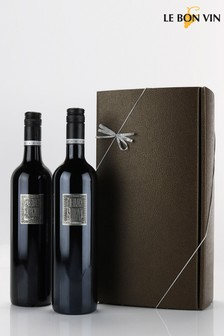 Le Bon Vin Berton Big Red Gift Duo
