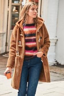 Teddy Duffle Coat