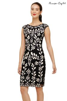 Phase Eight Multi Emilia Tapework Dress