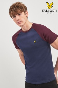T-shirt raglan Lyle & Scott