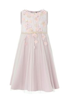 Monsoon Tigerlily Blossom Dress