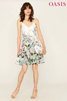 Oasis Natural History Placement Sundress