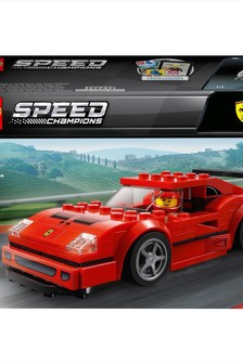 LEGO 75890 Ferrari F40 Competizione Model Car Toy