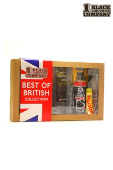 Black Liquorice Company Best Of British Sweets Collection